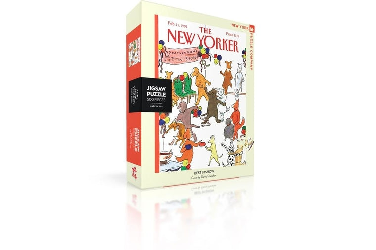The New Yorker Best in Show Puzzle