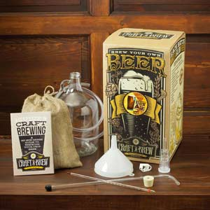 Smooth Brown Ale Brew Kit