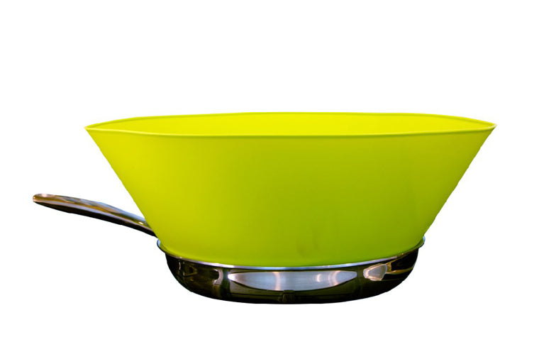 Green Frywall for Large Pans