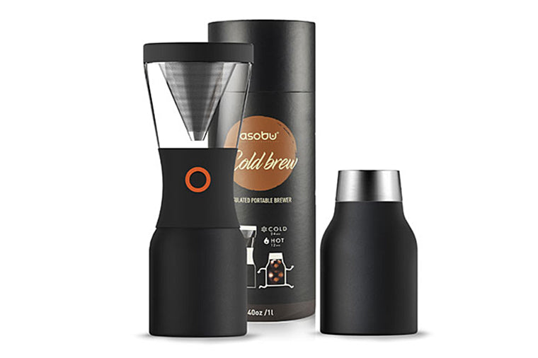 Coldbrew Coffee Maker in Black