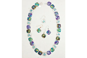 Holly Yashi: Monet's Garden Necklace