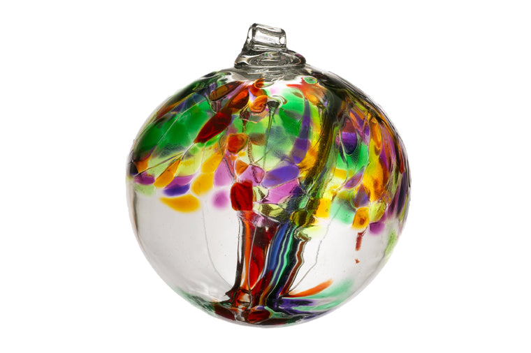 Kitras - Tree of Enchantment Glass Ball