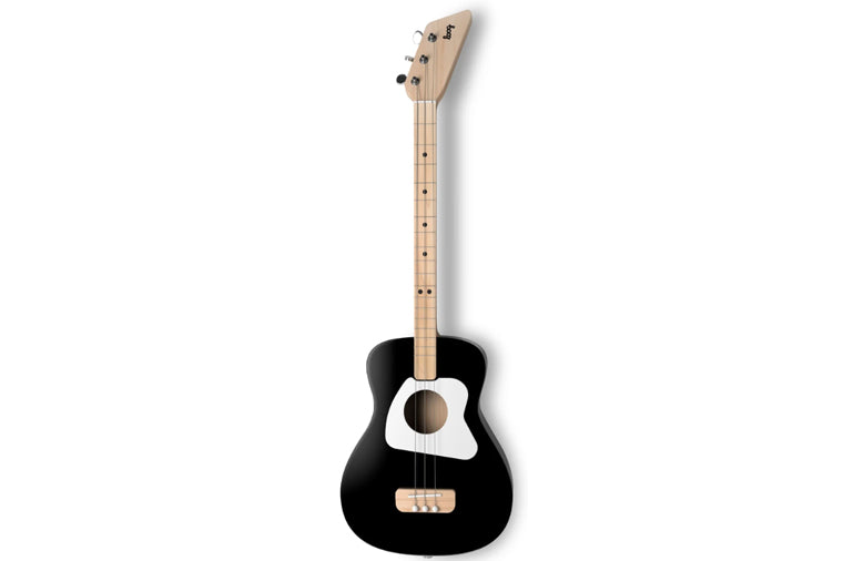 Pro Acoustic Kid's Guitar, black