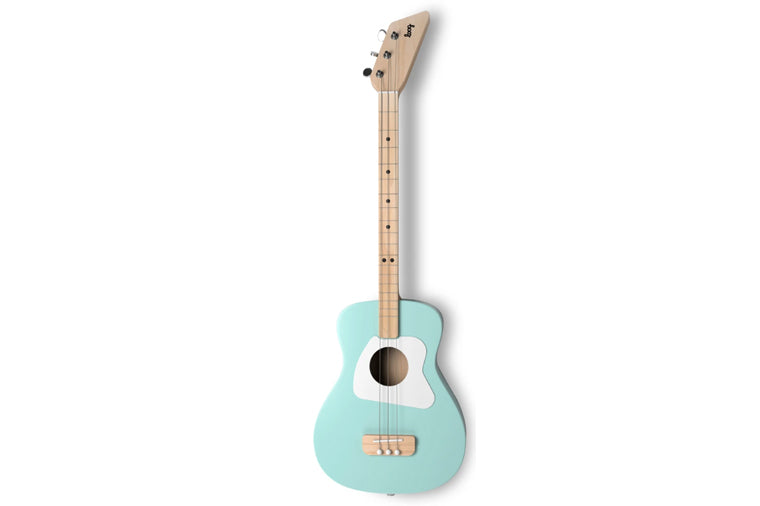 Pro Acoustic Kid's Guitar, green