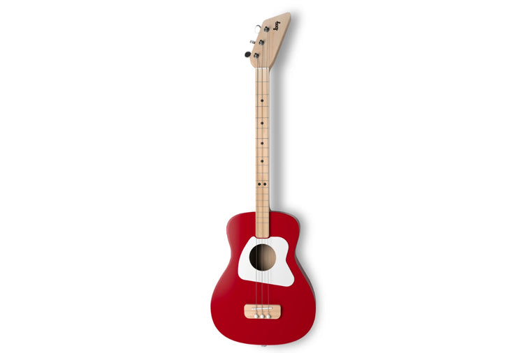 Pro Acoustic Kid's Guitar, red