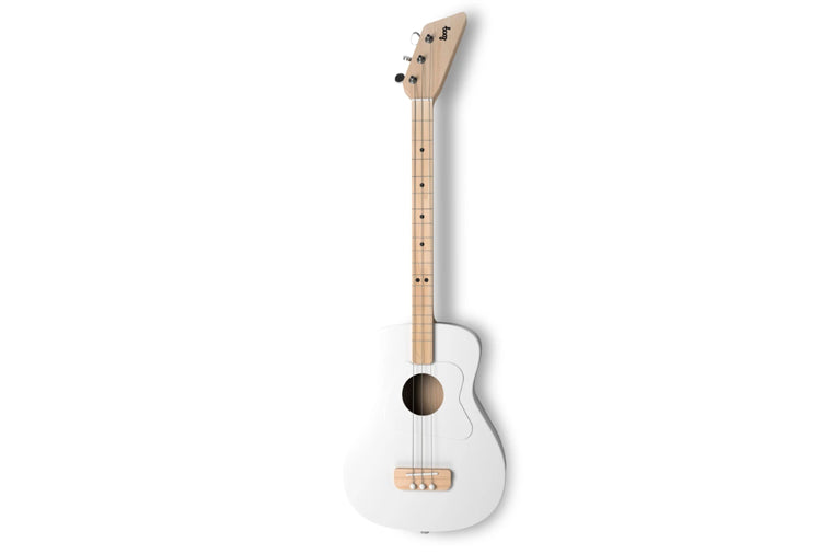 Pro Acoustic Kid's Guitar, white