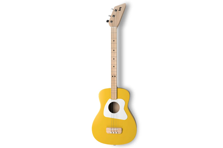Pro Acoustic Kid's Guitar, yellow