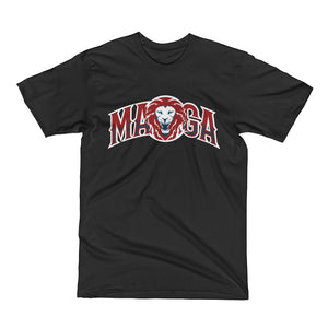 MAGA Front-Print Men's T-Shirt