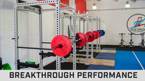 Breakthrough Performance Apollo Fitness Gym Equipment