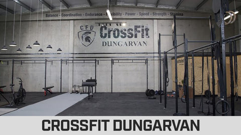 Crossfit Dungarvan Gym Installation Apollo Fitness