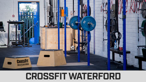 Crossfit Waterford Gym Installation Apollo Fitness