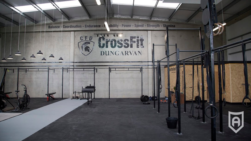 Crossfit Dungarvan Gym Equipment