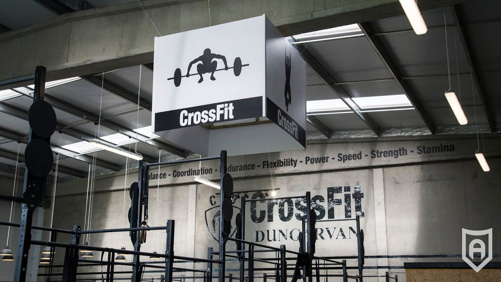 Crossfit Dungarvan Gym Equipment Installation