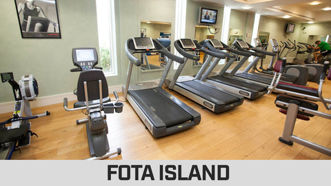 Fota Island Gym Installation Apollo Fitness