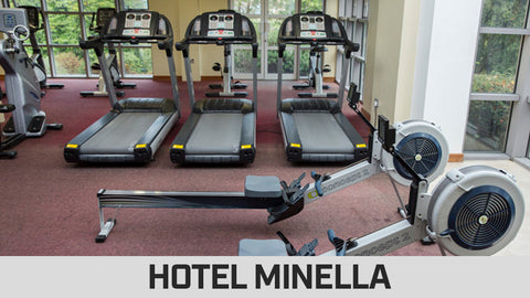Hotel Minella Gym Installation Apollo Fitness