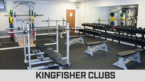 Kingfisher Clubs Apollo Fitness Gym Equipment Installation