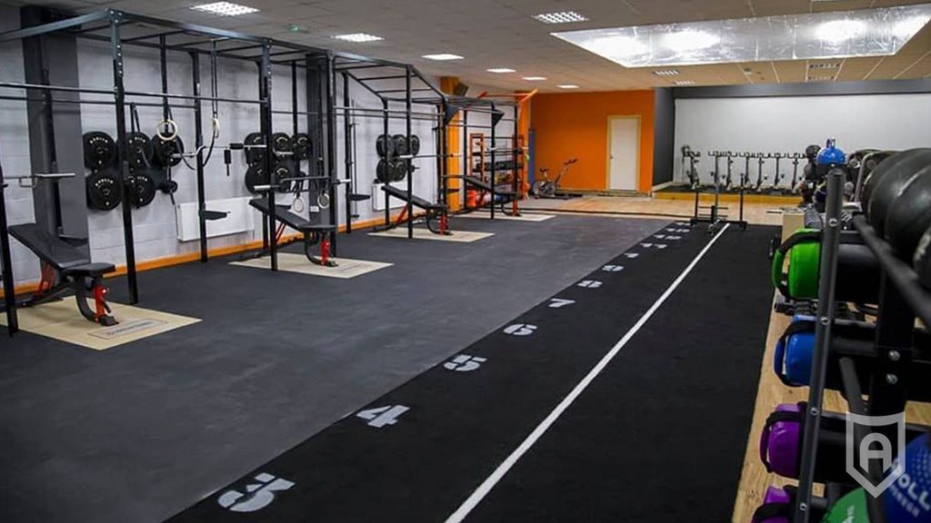 Lifestyle Fitness Enniscorthy Gym Equipment Installation