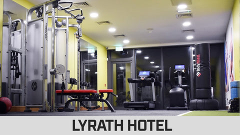 Lyrath Hotel Gym Apollo Fitness Equipment Installation