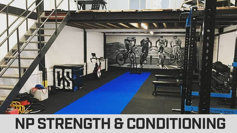 NP Strength and conditioning Gym Installation Equipment Apollo Fitness