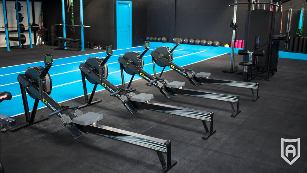 Powerhouse Gym Galway Equipment Installation