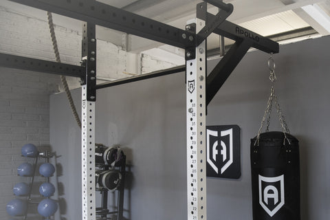 Rig attachement boxing fitness gym equipment