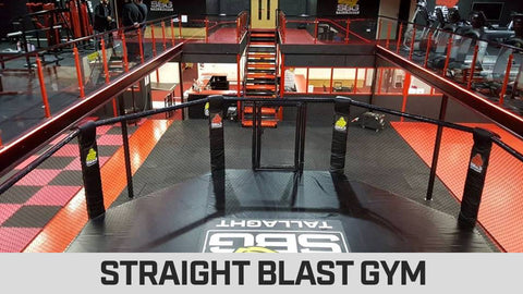 SBG Ireland Straight Blast Gym Apollo Fitness Equipment Installation