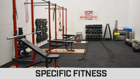 Specific Fitness Gym Equipment Installation Apollo Fitness
