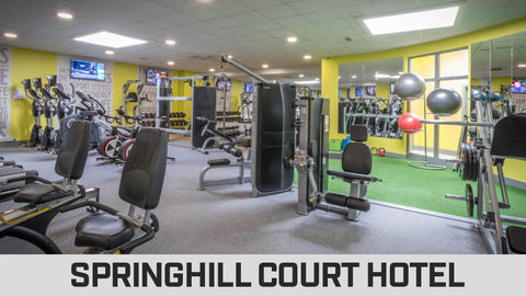 Springhill Court Hotel Gym Installations Apollo Fitness