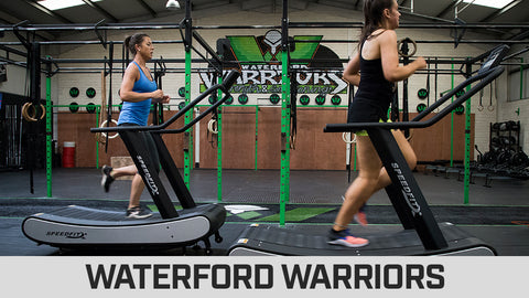 Waterford Warriors Installation Apollo Fitness Gym Installation