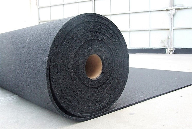 Rubber Mat Roll - Apollo Fitness