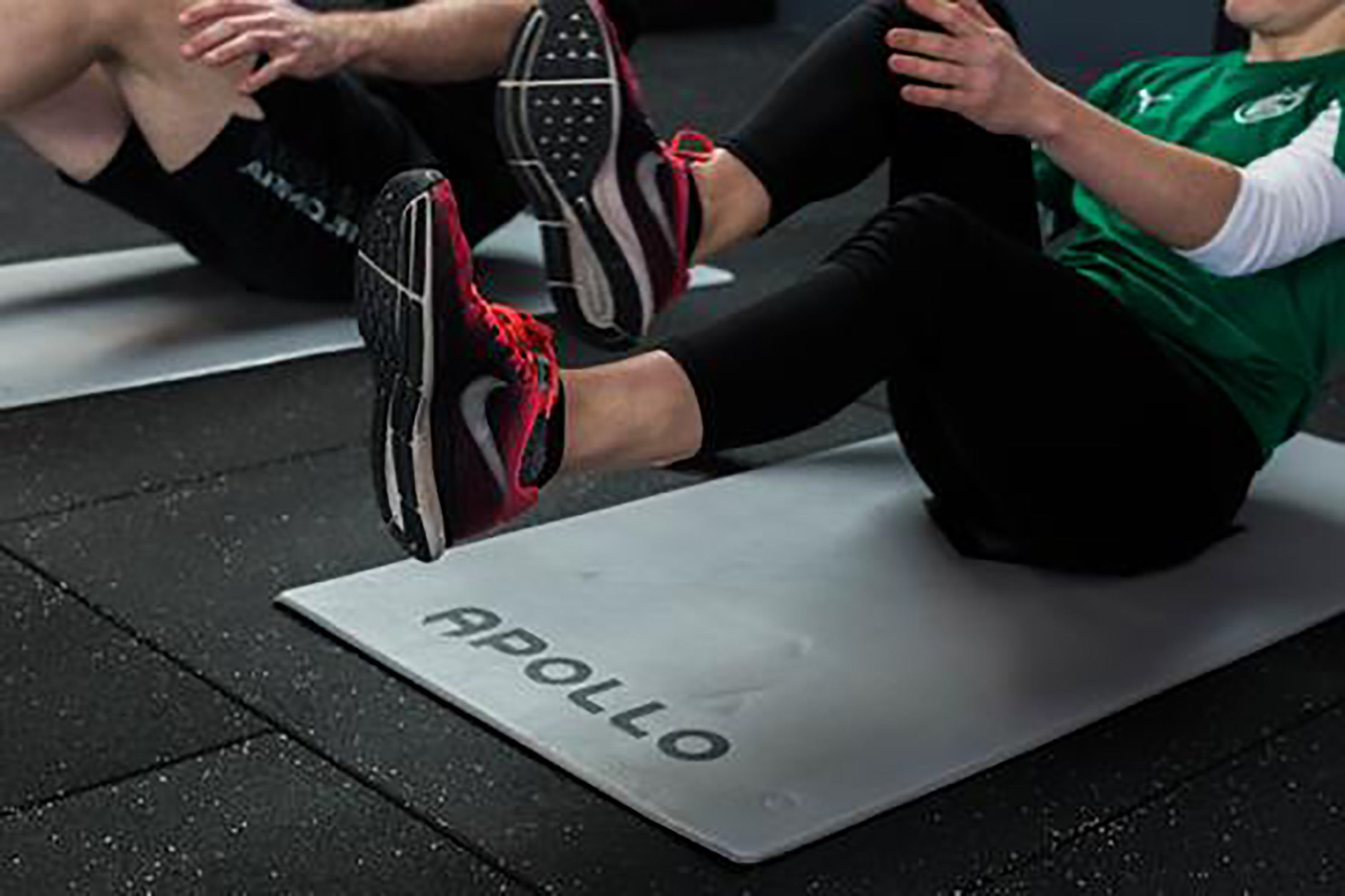 PVC Anti-Slip Workout Mats - Home Workout Mats | Apollo Fitness