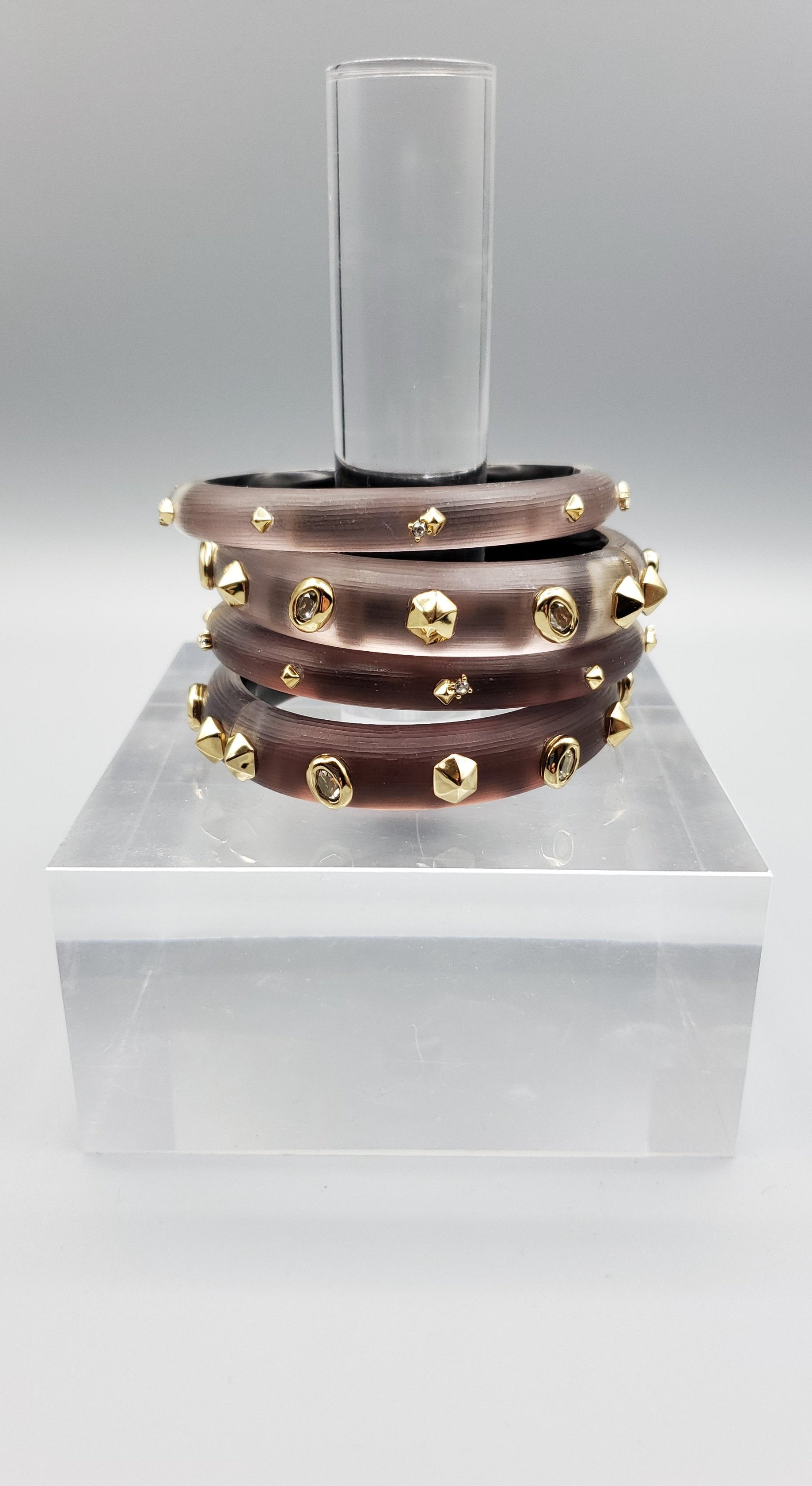 Alexis Bittar bangle bracelets