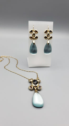 Alexis Bittar earrings AB0SE011