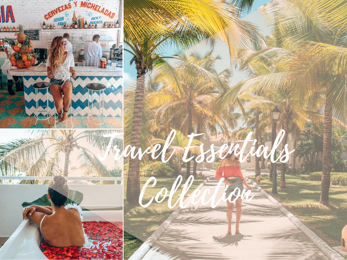 X Travel Essentials Collection