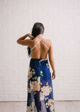 Boho Split Sundress