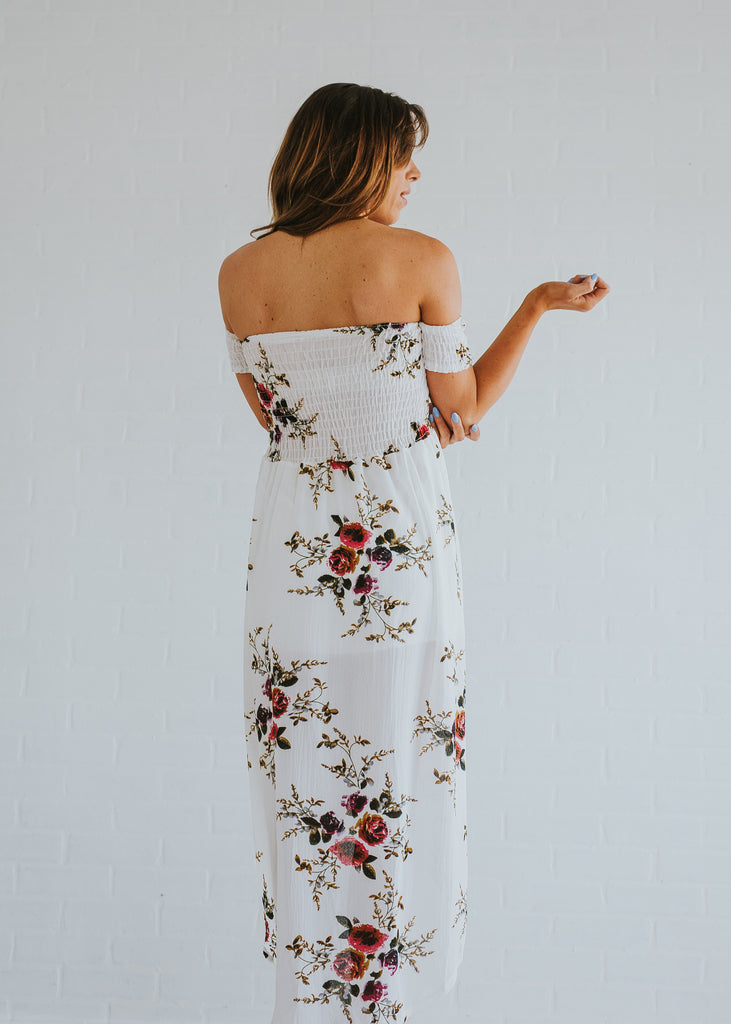 Kailua Off Shoulder Dress