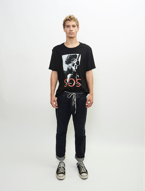 candid-short-sleeve-cotton-crew-neck-tee-black