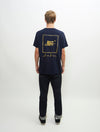 flattened-short-sleeve-cotton-crew-neck-tee-navy