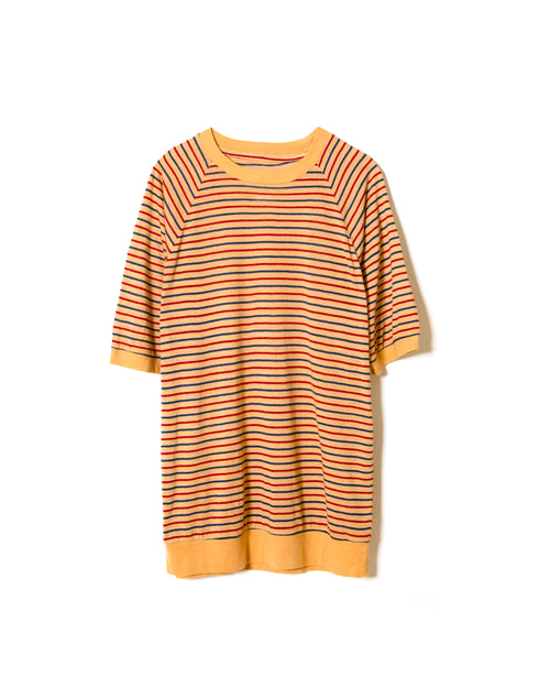 Optimistic Mustard Stripe