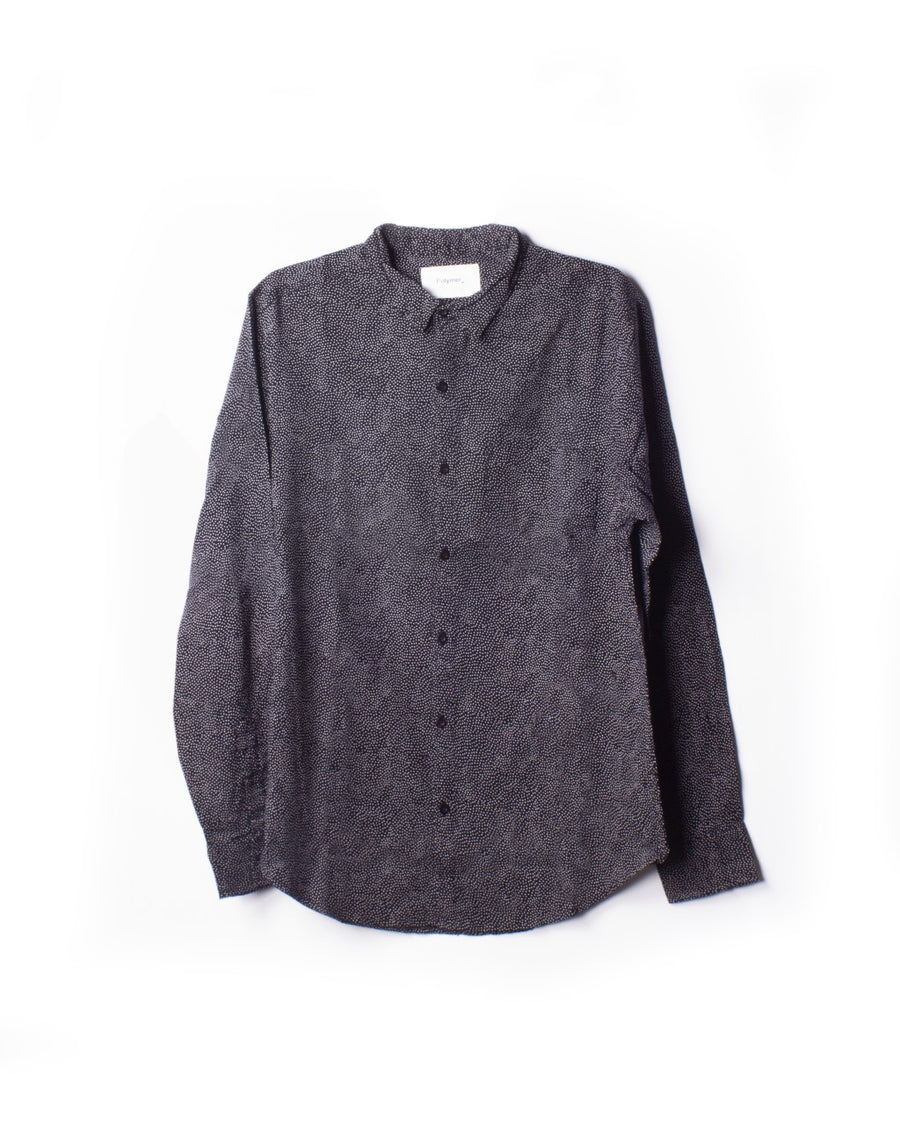 long-sleeve-unisex-printed-black-button-up-shirt-viscose-regular-fit