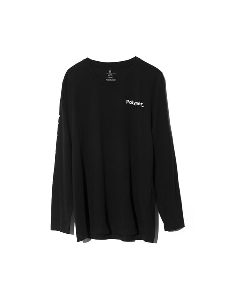 Essential L/S Black