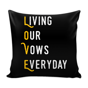 Wedding/Anniversary gift, gift for her/him (pillow)