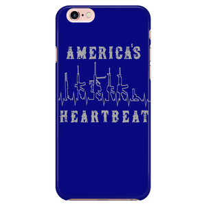Patriotic America iPhone 7 Case