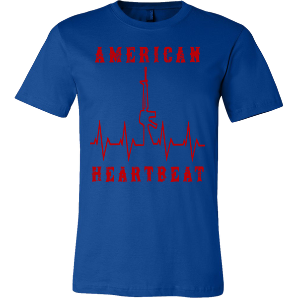 Patriotic American T-shirt (men)