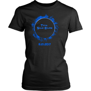 Total Solar Eclipse August 21 2017 T-shirt (Women)