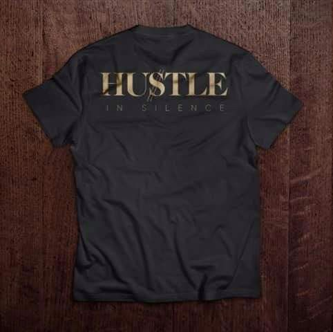 Hustle In Silence_Black