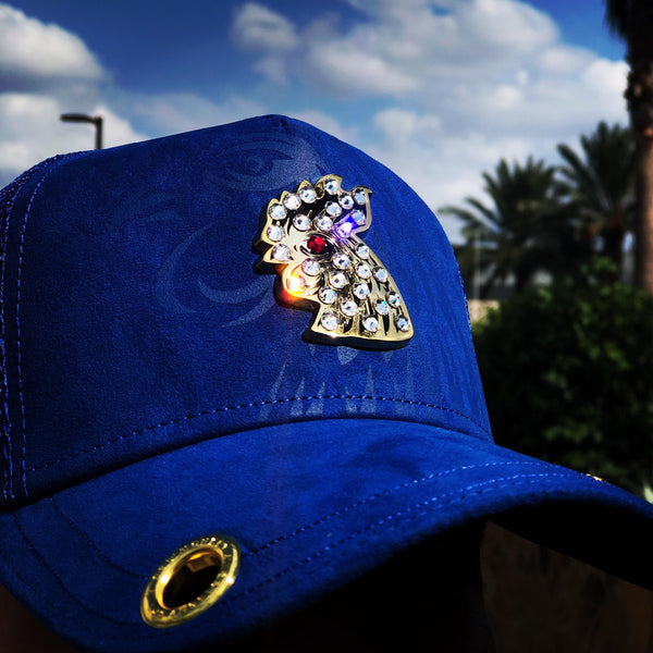 SWAROVSKI ROOSTER '19 ROYAL BLUE