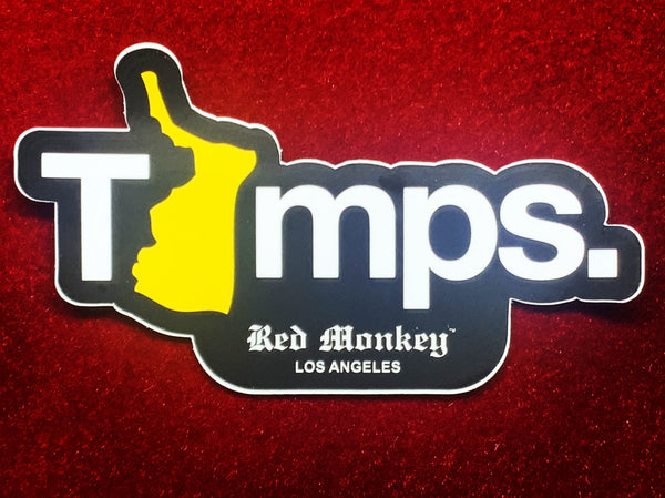 TAMPS Decal