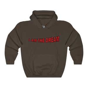 I AM THE DREAM, Unisex Heavy Hoodie(multiple colors)