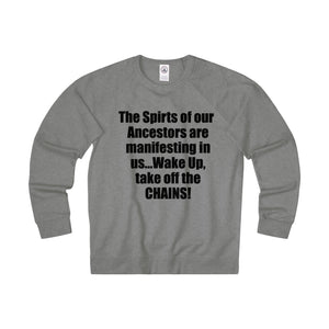 THE SPIRITS OF OUR ANCESTORS,...Unisex Heavier than (Tee) Fleece(multiple colors)
